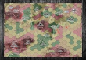 Mappa strategica - il Buio di Etherna