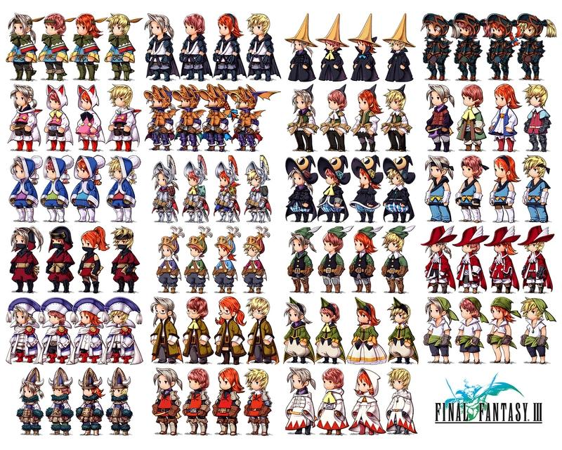 Musha-Shugyo-Final-Fantasy-Jobs2