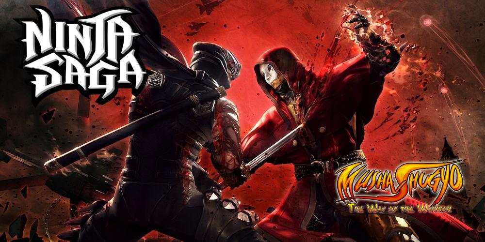 Musha_Shugyo_Ninja_Saga_red_ninja