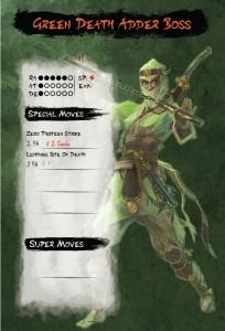 Green Boss