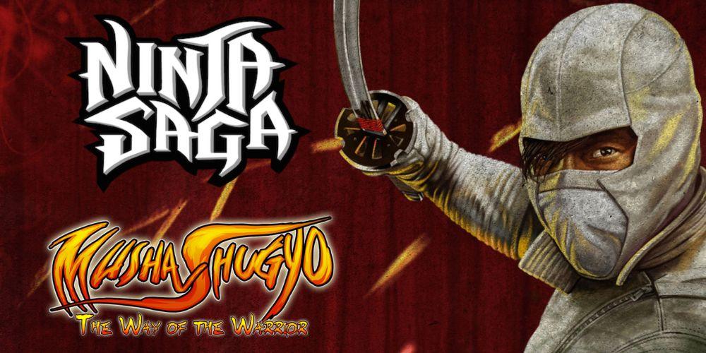 Musha_Shugyo_RPG-white-ninja-samurai-wallpaper-hd