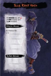 krait ninja