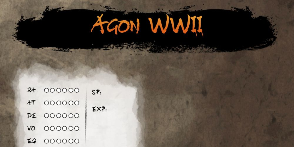 AgonWWII_Character_Creator