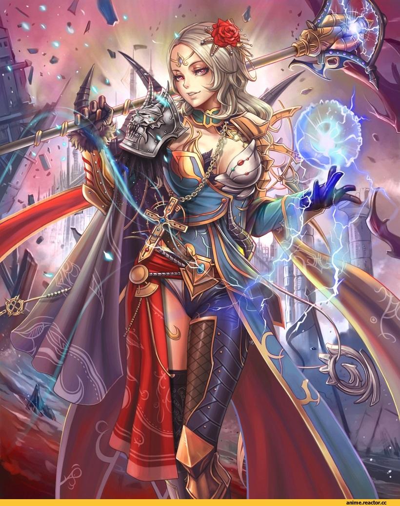 Hyper Weapons - Magic Staff