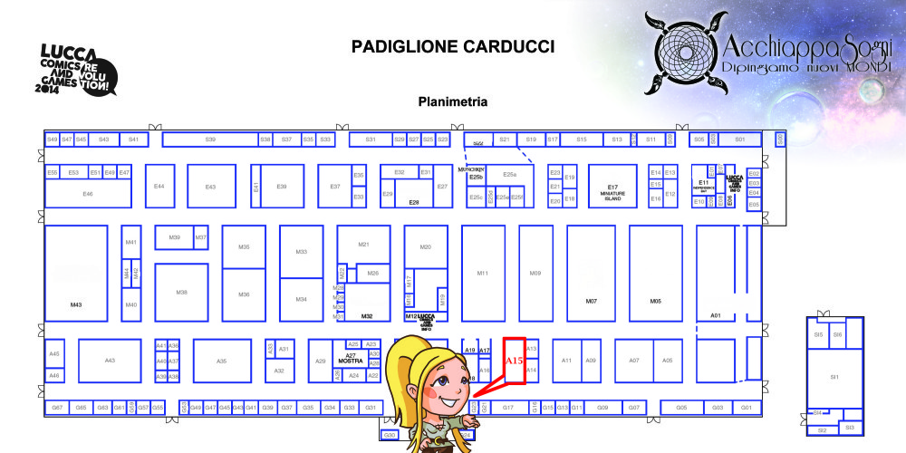Acchiappasogni_Lucca_Comics_Games_2014