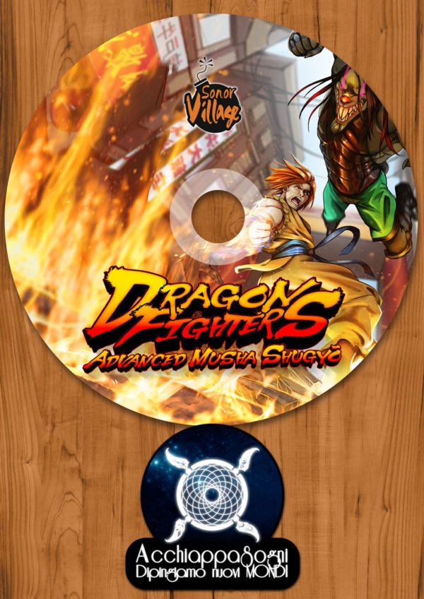 Dragon Fighters Original Soundtrack